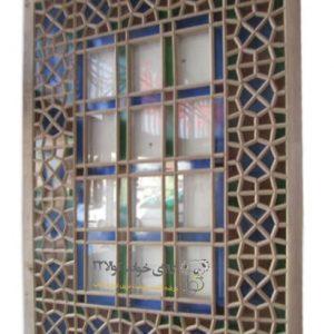 صنایع چوبی در و پنجره (۱)