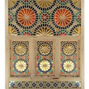 صنایع چوبی در و پنجره (۲)