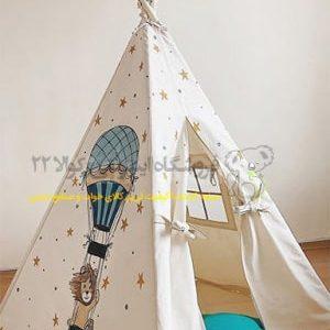 چادر کودک طرح بالن