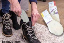 کفی کفش نمدی-min